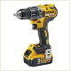 Trapano Avvitatore 18V XR Litio 5.0Ah BRUSHLESS Dewalt DCD791P2