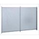 Pannello porta attrezzi grigio   dim. 1000 x 850 mm - Fami