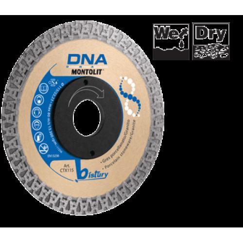 Punte elicoidali disco diamantato dna ctx 115 per - Disco taglio piastrelle ...