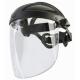 Maschera di protezione in policarbonato Honeywell Turboshield